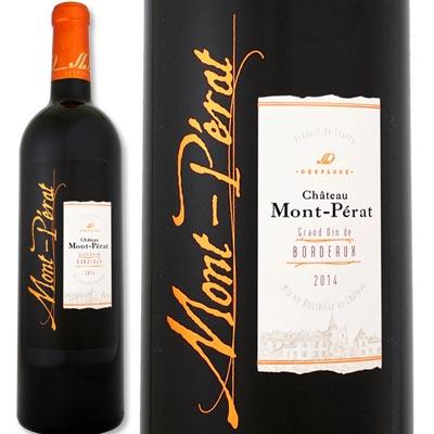 シャトー・モン・ペラ ルージュ 2014 フランス 赤ワイン フルボディ 辛口