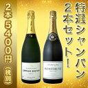 【送料無料】第21弾!豪華絢爛!ご愛顧に大感謝!!数量限定!特選シャンパン2本セット!