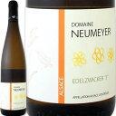 ドメーヌ・ヌーメイヤー エデルツヴィッカー・J 2017【白ワイン】【辛口】【750ml】【オーガニック】