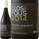 クロ・デ・フ・ピノ・ノワール・アレナリア 2014赤ワイン チリ 750ml 辛口 ミディアムフルボディ