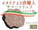 【季節限定】フレッシュ サマートリュフ モルソー <イタリア産>【100g】【冷蔵品
