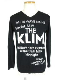 【中古】MILK BOY / THE KLIM フライヤー セーター <strong>ミルクボーイ</strong> B16827_2007