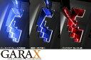 GARAX ギャラクス【70ノア/ヴォクシー】LEDシフトゲートイルミネーション [ブルー]