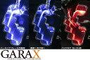 【期間限定特価!】GARAX ギャラクス【50系エスティマ1型/2型/3型】LEDシフトゲートイルミネーション [ブルー]