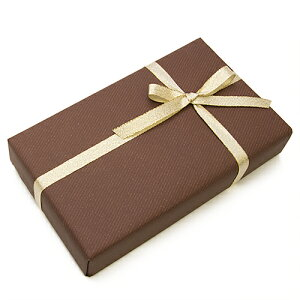プレゼント用ギフトラッピング※「のし」「ギフトカード」のご用意はございません。【LuxuryBrandSelection】