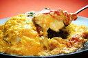 三ノ輪「弁天」コーチン卵と焼き鳥ダレで作る!弁天創作!タレ・オムライス調理セット (レシピ付)2〜3人前