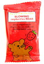[import cake] the cookie of a British pretty bear valuing artisan ★ ラズベリーベアー ★( BLOWING raspberries BEAR) teatime!