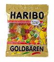 【輸入菓子】ハリボー (HARIBO) ゴールドベア【5400円以上で送料無料】