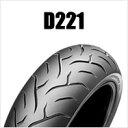 DUNLOP D221FA 130/70R18 MC 63V TLダンロップ・D221・フロント用商品番号272253※スズキブルバードM109R 2006年〜...