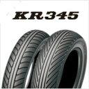 DUNLOP KR345 100/485-12 TLダンロップ・KR345(ミニバイクレース用レインタイヤ・サーキット専用)フロント用 ※公道走行不可商品コード:299633