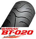 BRIDGESTONE BT-020 RADIAL 200/60R16 M/C 79V TLブリヂストン BT020 リア用商品番号 MCR01250