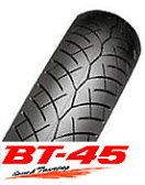 BRIDGESTONE BT‐45 100/80-17 M/C 52H TLブリヂストン・BT45・フロント用商品番号 MCS07917