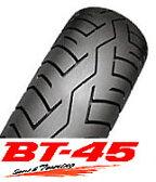 BRIDGESTONE BT‐45 120/80-17 M/C 61H TLブリヂストン・BT45・リア用商品番号 MCS07986