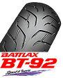 BRIDGESTONE BT‐92 RADIAL 150/60R18 M/C 67H TLブリヂストン・BT92・リア用商品番号 MCR04096