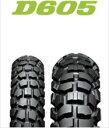DUNLOP D605 90/100-16 51P WTダンロップ・D605・リア用※KAWASAKI KLX125(2010年式)〜用リアタイヤ商品番号291869