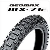 DUNLOP GEOMAX MX71F 70/100-19 42M WTダンロップ・MX71・フロント用競技専用レーシングタイヤ・ハード路商品番号289561※公道走行不可