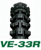 IRC VE-33 110/100-18 64M WTアイアールシー・VE33・リア用※公道走行不可商品番号329415