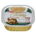 デビフペット デビィ シニア犬用 ササミ すりおろし野菜 100g×24入【送料無料】