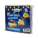 TOMIZ cuoca(富澤商店・クオカ)ミニトースト・プレーン / 80g(36枚) スナック おやつ・駄菓子