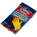 天然ゴム製のスタンダードなタイプのゴム手袋です。ご家庭のあらゆる場面でご使用下さい。MARIA ゴム手袋 L