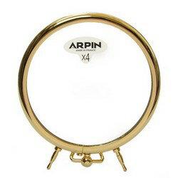 ARPIN パンデュレット 両面、倍率4倍、ゴールド