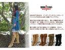 ロング編み上げフリンジ【090501free】 MINNETONKA編み上げフリンジロングブーツ!☆アジア/エスニック