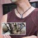 ショッピング天然石 チベット天珠のネックレス!パワーストーン/お守り/メノウ/天然石/