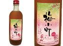 【ポイント10倍】高千穂酒造 梅小町 500ml ヒアルロン酸入り梅酒