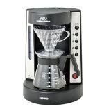 Hario V60 咖啡机咖啡王EVCM-5B(黑)[ハリオ V60 コーヒーメーカー 珈琲王 EVCM-5B(ブラック)]
