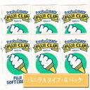 【賞味期限残25日以上をお届けします】 冨士クリップ アイスクリームの素 バニラ【A】(1L×6本セット) 【セット割引】