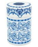 茶缶・デュール ロイヤルブルー(容量150g)