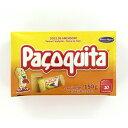 パソキッタ(pacoquita) フォーリャ ピーナッツ菓子 15gx10個入