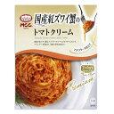 MCC食品 プレミアムパスタソース・国産紅ズワイ蟹のトマトクリーム 130g(1人前)...