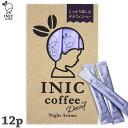 INIC Coffee еде╦е├епе│б╝е╥б╝ е╩еде╚евеэе▐ 12╦▄╞■ е╣е╞еге├епедеєе╣е┐еєе╚