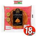 コモパン デニッシュ メープルキャラメル 18個セット【賞味期限14日以上の商品をお届けします】