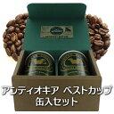 ◆【送料無料】Tonyaカタドール選定 アンティオキア ベストカップ 缶入セット(生豆時200g×2銘柄)■