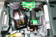 日立工機[HITACHI KOKI]高圧ロール釘打機NV65HR(L・グリーン)