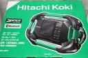 日立工機[HITACHI KOKI] 日立 14.4V/18V コードレスラジオ UR18DSDL(本体のみ)