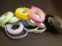 cloth type decorations tape race [email service correspondence product]