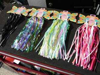 Rainbow Rainbow streamer tassel