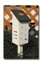 木製 レディバードハウス片屋根型