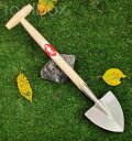 ミドルハンドル「グレートディクスター植栽スペイド/柄42cm」Great Dixter Planting Spade