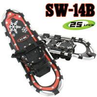 ���Ρ����塼25inchSW-14B���顼�������/���Ρʥڥ���1.89kgSNOWSHOE[SW14B]54.0��90.0kg�ޤǥɥåڥ륮��������ȥɥ�DOPPELGANGEROUTDOOR
