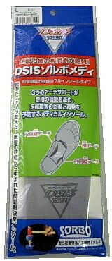 High-performance insole size S ( 24.0 cm-24.5 cm ) reduces fatigue and prevention of failure of ソルボメディワークス strong type feet, knees and hips! MSBS Sorbo fs3gm