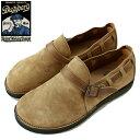 ショッピングジレ Dapper's(ダッパーズ)】Kudo Leather Slip-on Sandals LOT1393 Made in Japan 日本製 VINTAGE ヴィンテージ レザーサンダル クドゥーレザー スリップオンサンダル VIBRAM 07106 ステッチダウン製法