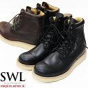 【SLOW WEAR LION】 国産ワークブーツ [OB-8593CA] 【半額セール15,012