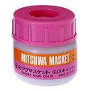 ミツワ・マスケット(白ヌキインキ)