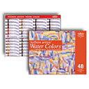 【送料無料】ホルベイン透明水彩絵具 48色セット