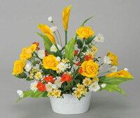 光触媒造花アレンジ 光の楽園 サニーフラッシュ 3A1803-60