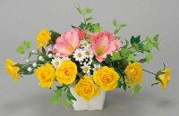 光触媒造花アレンジ 光の楽園 アレンジフラワー 3A2102-45